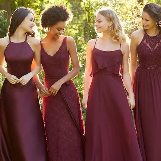 Fall 2017 Bridesmaids Dresses Are Here!