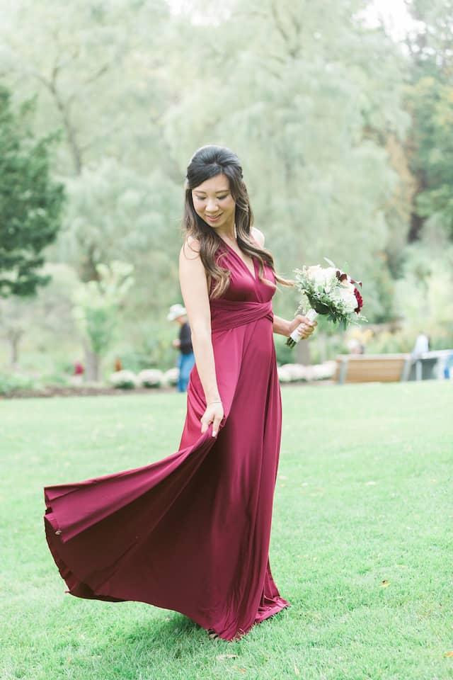 Henkaa Sakura Maxi dress.