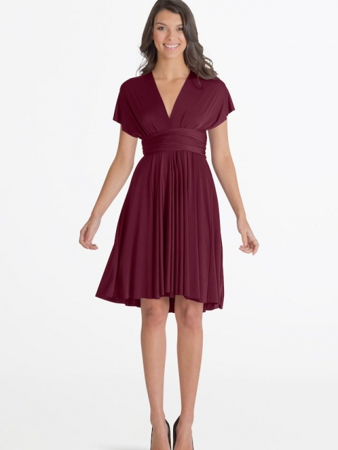Henkaa Sakura Midi dress.