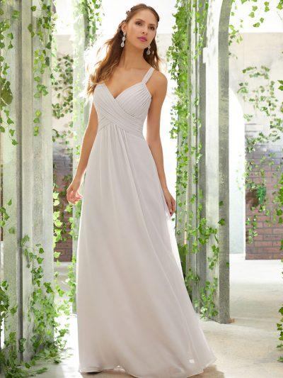 Morilee 21608 Addison bridesmaids dress