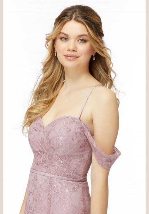 Wren 21730 Sweetheart Chantilly Lace Bridesmaid Dress