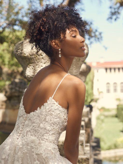 Maggie-Sottero-Pia-Sparkly lace Ballgown