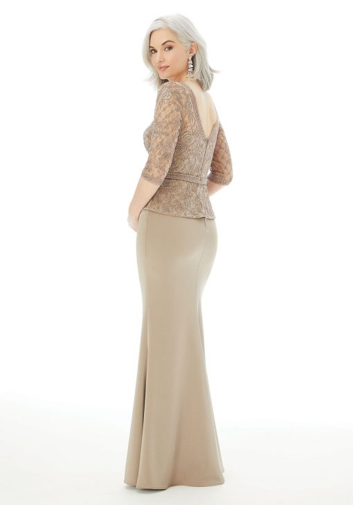 Fitted Mother of the Bride dress