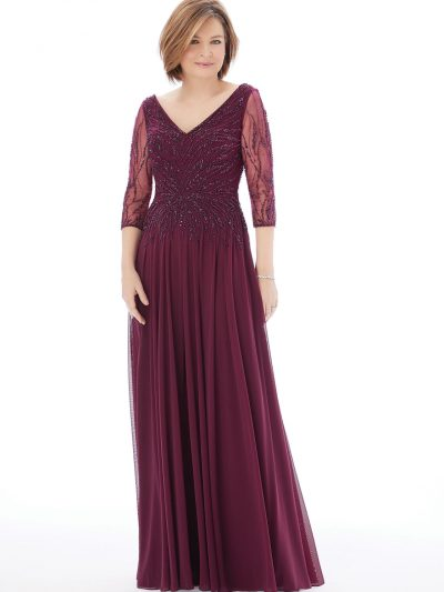 Aline mother of the bride dress